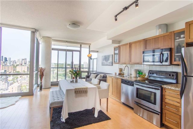 Condo Apartment at 33 Mill St, Unit 2308, Toronto, Ontario. Image 12