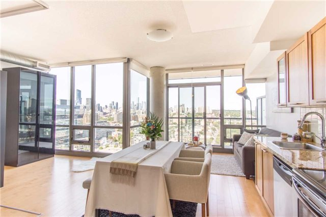 Condo Apartment at 33 Mill St, Unit 2308, Toronto, Ontario. Image 14