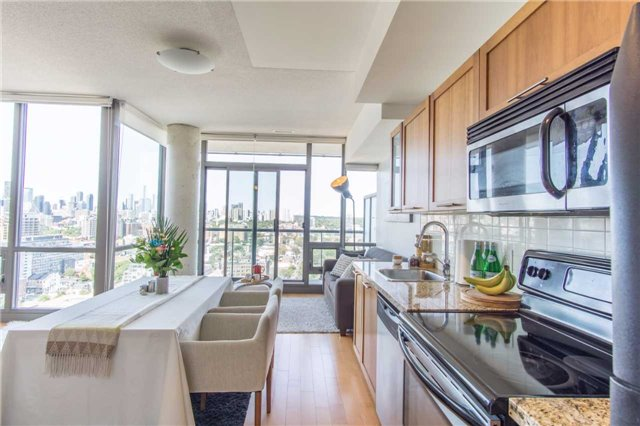 Condo Apartment at 33 Mill St, Unit 2308, Toronto, Ontario. Image 15