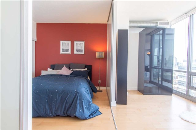 Condo Apartment at 33 Mill St, Unit 2308, Toronto, Ontario. Image 5