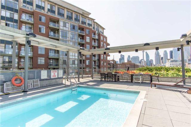 Condo Apartment at 33 Mill St, Unit 2308, Toronto, Ontario. Image 10