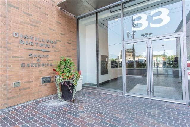 Condo Apartment at 33 Mill St, Unit 2308, Toronto, Ontario. Image 11