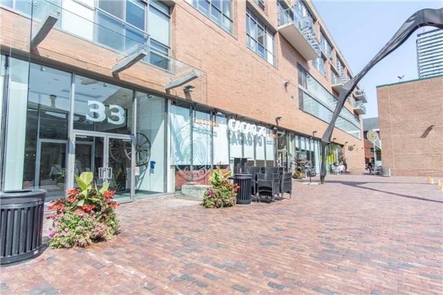 Condo Apartment at 33 Mill St, Unit 2308, Toronto, Ontario. Image 13