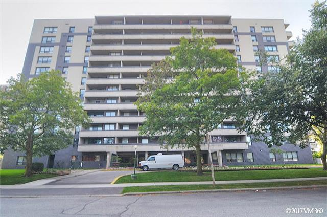 Condo Apartment at 100 Canyon Ave, Unit 1007, Toronto, Ontario. Image 1
