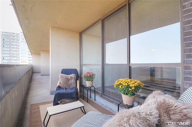 Condo Apartment at 100 Canyon Ave, Unit 1007, Toronto, Ontario. Image 17