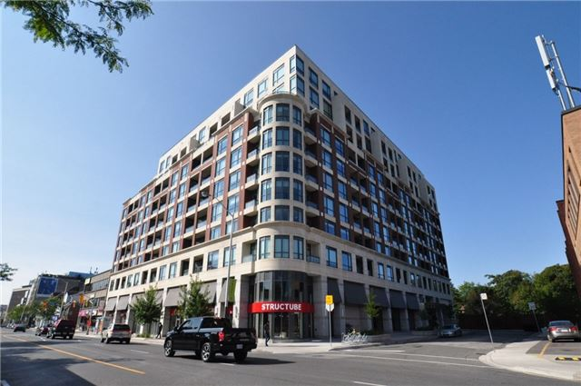 Condo Apartment at 23 Glebe Rd W, Unit 819, Toronto, Ontario. Image 1