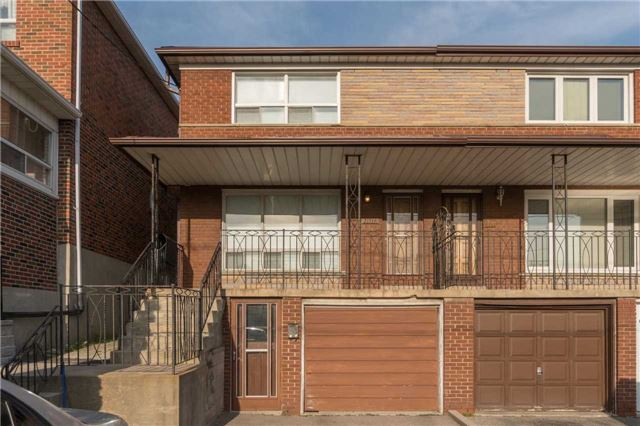 Semi-detached at 2151A Dufferin St, Toronto, Ontario. Image 1