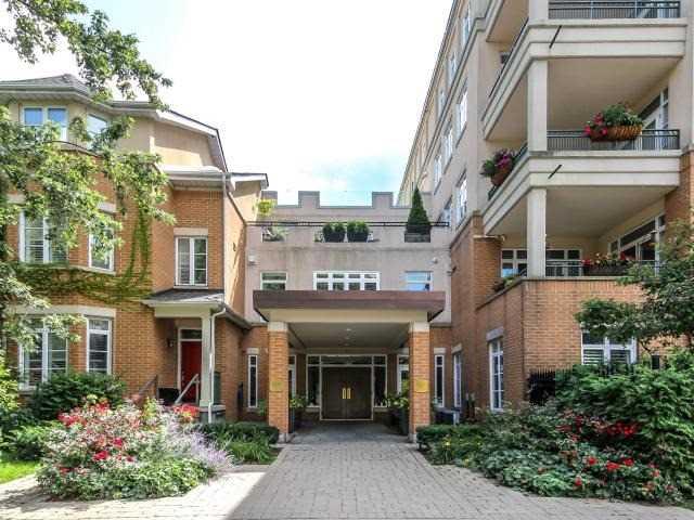 Condo Apartment at 21 Shaftesbury Ave, Unit 401, Toronto, Ontario. Image 1