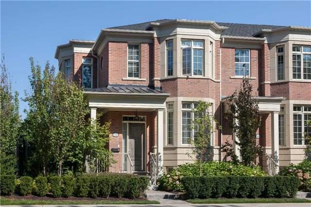 Condo Townhouse at 50 Kilgour Rd, Toronto, Ontario. Image 1