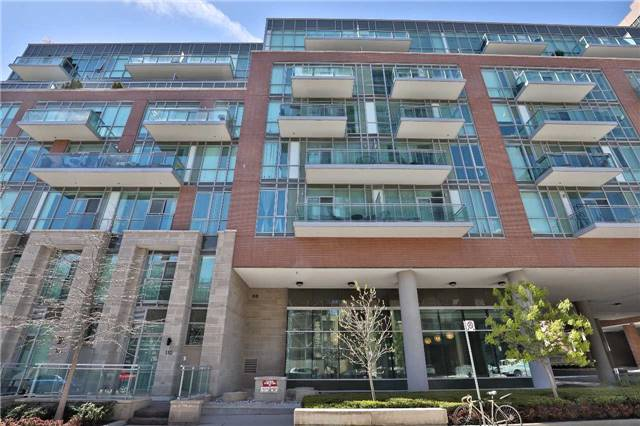 Condo Apartment at 112 George St, Unit 717, Toronto, Ontario. Image 1
