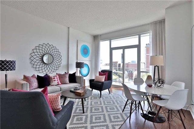 Condo Apartment at 112 George St, Unit 717, Toronto, Ontario. Image 10