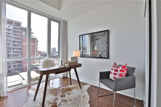 Condo Apartment at 112 George St, Unit 717, Toronto, Ontario. Image 4