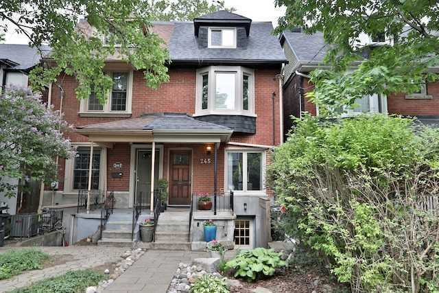 Semi-detached at 245 Albany Ave, Toronto, Ontario. Image 1