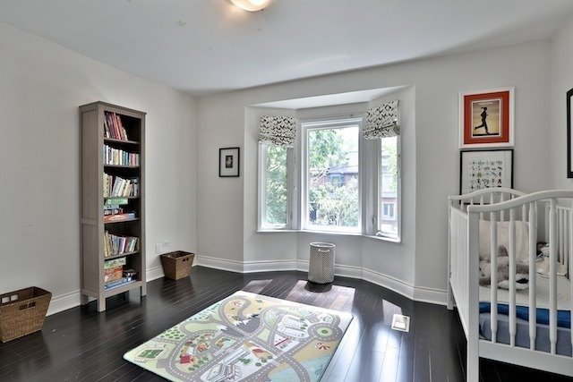 Semi-detached at 245 Albany Ave, Toronto, Ontario. Image 5