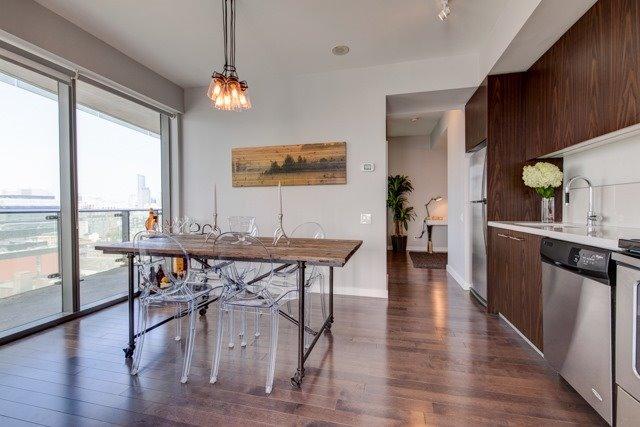 Condo Apartment at 390 Cherry St, Unit 1910, Toronto, Ontario. Image 12