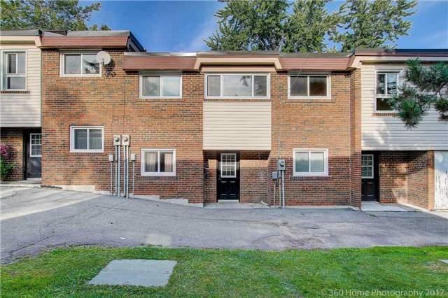 Condo Townhouse at 57 Godstone Rd, Unit 114, Toronto, Ontario. Image 1