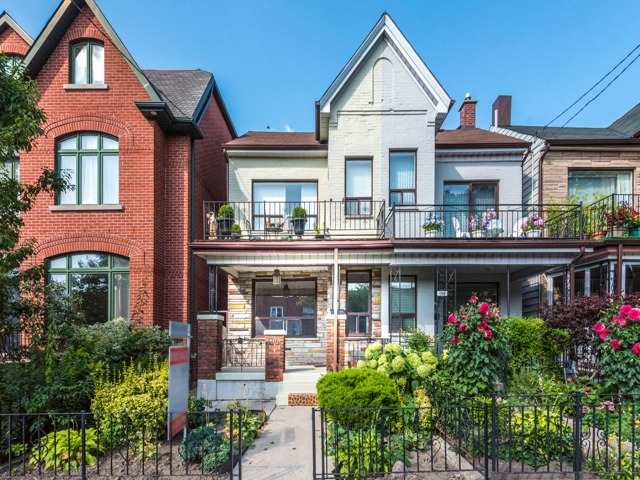 Semi-detached at 190 Bellwoods Ave, Toronto, Ontario. Image 1