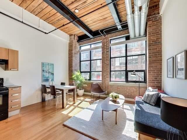 Condo Apartment at 43 Hanna Ave, Unit 109, Toronto, Ontario. Image 15