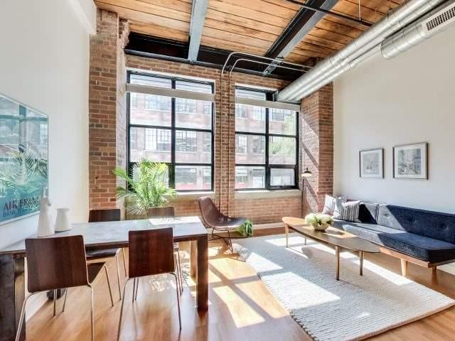 Condo Apartment at 43 Hanna Ave, Unit 109, Toronto, Ontario. Image 16