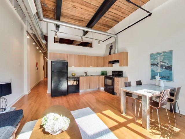 Condo Apartment at 43 Hanna Ave, Unit 109, Toronto, Ontario. Image 18