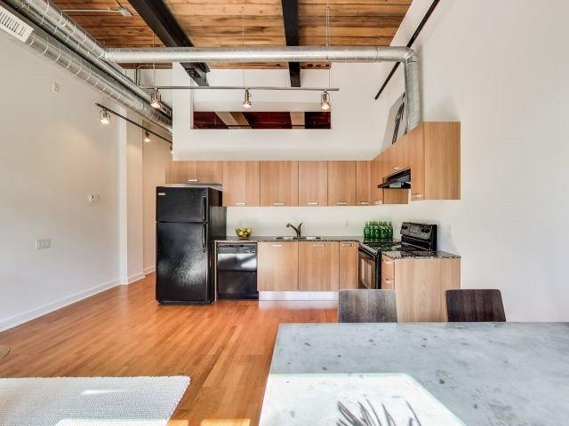 Condo Apartment at 43 Hanna Ave, Unit 109, Toronto, Ontario. Image 19