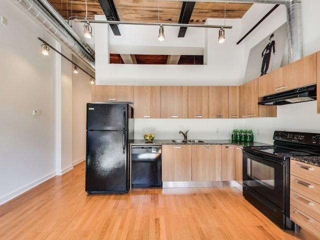 Condo Apartment at 43 Hanna Ave, Unit 109, Toronto, Ontario. Image 20
