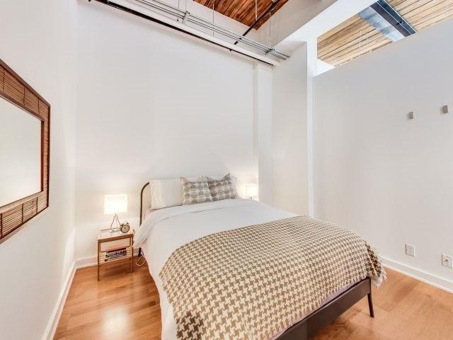 Condo Apartment at 43 Hanna Ave, Unit 109, Toronto, Ontario. Image 2