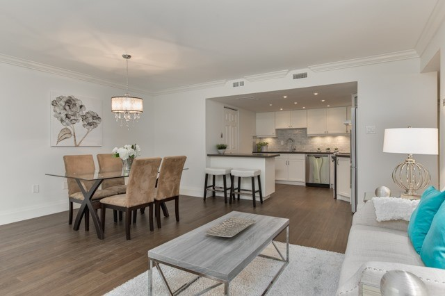 Condo Apartment at 245 The Donway W, Unit 102, Toronto, Ontario. Image 16