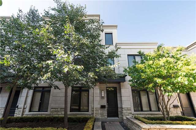 Condo Townhouse at 5 Oakburn Cres, Unit 4, Toronto, Ontario. Image 1
