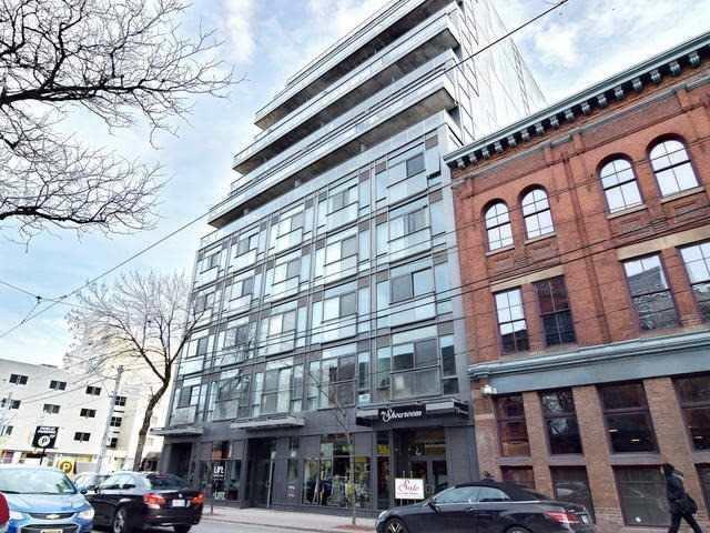 Condo Apartment at 127 Queen St E, Unit 607, Toronto, Ontario. Image 1