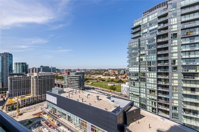Condo Apartment at 600 Fleet St, Unit 2211, Toronto, Ontario. Image 8