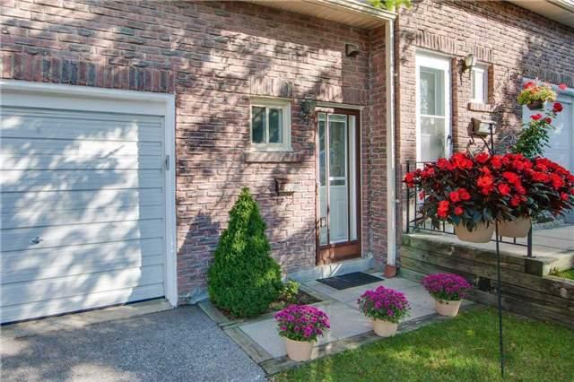 Condo Townhouse at 50 Rock Moss Way, Toronto, Ontario. Image 1