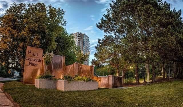 Condo Apartment at 3 Concord Pl, Unit 2801, Toronto, Ontario. Image 1
