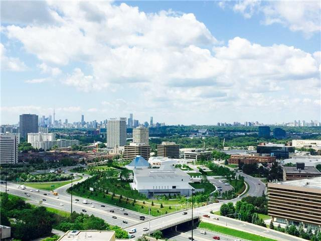 Condo Apartment at 3 Concord Pl, Unit 2801, Toronto, Ontario. Image 2