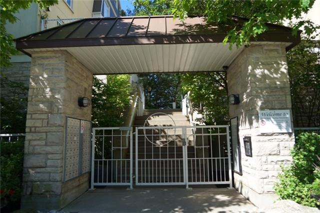 Condo Townhouse at 38 Stadium Rd, Unit 633, Toronto, Ontario. Image 7