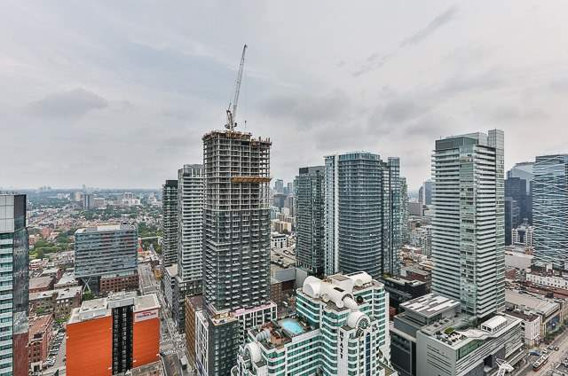 Condo With Common Elements at 88 Blue Jays Way, Unit 3801, Toronto, Ontario. Image 2
