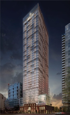 Condo With Common Elements at 88 Blue Jays Way, Unit 3801, Toronto, Ontario. Image 4