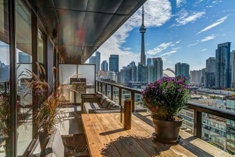 Condo Apartment at 629 King St W, Unit Ph1424, Toronto, Ontario. Image 14