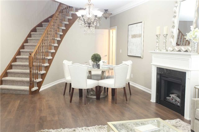 Condo Townhouse at 17 Barberry Pl, Unit Th120, Toronto, Ontario. Image 18
