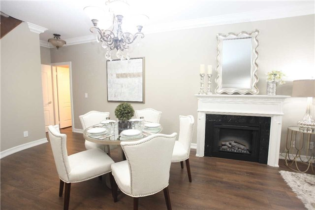 Condo Townhouse at 17 Barberry Pl, Unit Th120, Toronto, Ontario. Image 20