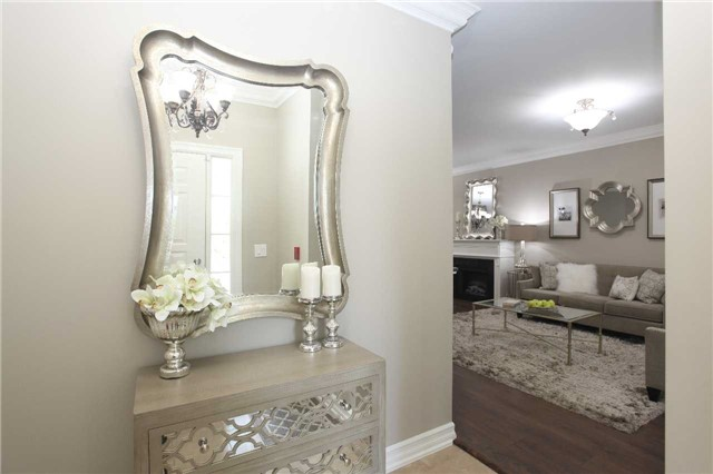 Condo Townhouse at 17 Barberry Pl, Unit Th120, Toronto, Ontario. Image 2