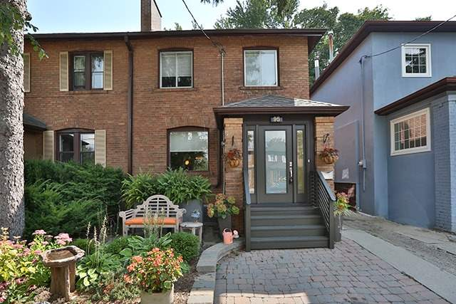 Semi-detached at 95 Lawrence Ave W, Toronto, Ontario. Image 12