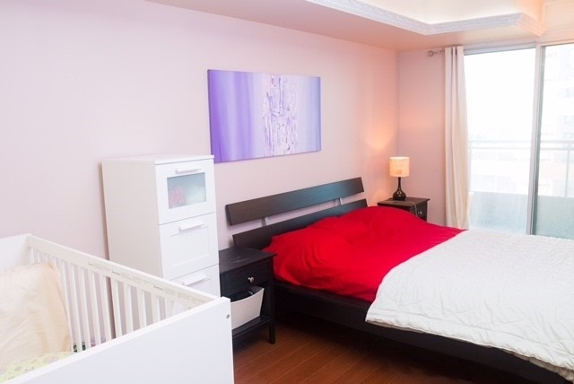 Condo Apartment at 260 Doris Ave, Unit 1211, Toronto, Ontario. Image 12