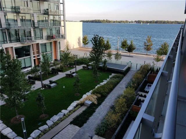 Condo Apartment at 39 Queens Quay E, Unit 418, Toronto, Ontario. Image 1
