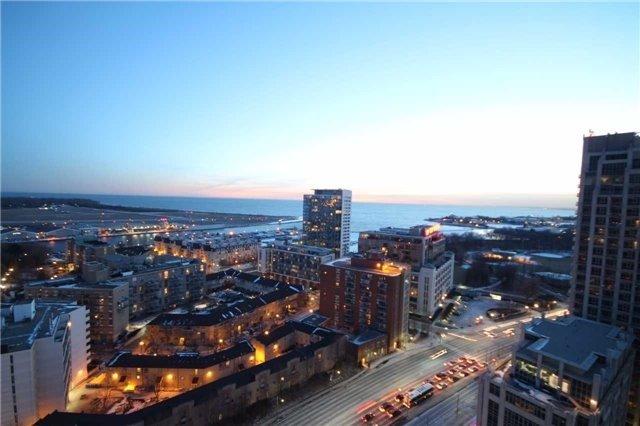 Condo Apartment at 600 Fleet St, Unit 2508, Toronto, Ontario. Image 1