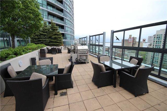 Condo Apartment at 600 Fleet St, Unit 2508, Toronto, Ontario. Image 3