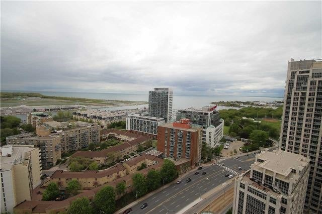 Condo Apartment at 600 Fleet St, Unit 2508, Toronto, Ontario. Image 10