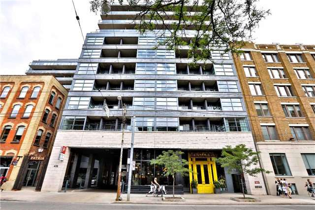 Condo Apartment at 478 King St W, Unit 1203, Toronto, Ontario. Image 1