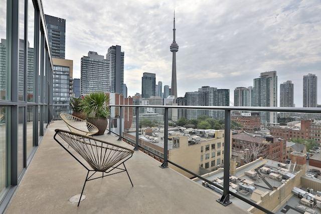 Condo Apartment at 478 King St W, Unit 1203, Toronto, Ontario. Image 13