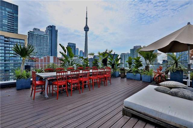 Condo Apartment at 478 King St W, Unit 1203, Toronto, Ontario. Image 8